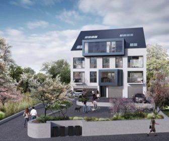 Novostavba Chrlice Place prodej bytů Brno - Chrlice