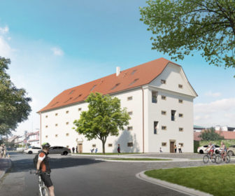 Novostavba Domov s duší prodej bytů Sokolnice - Brno-venkov