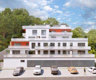 Novostavba Pod Zaječí horou prodej bytů Brno - Královo Pole