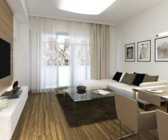 Novostavba Rezidence Francouzská prodej bytů Brno - Brno-střed