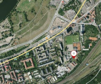Novostavba Byty U Sluncové prodej bytů Praha 8 - Karlín