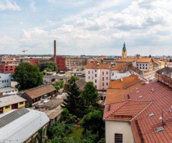 Novostavba Rezidence Na Ponávce prodej bytů Brno - Brno–střed
