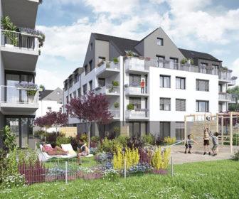 Novostavba Rezidence Pohořelice prodej bytů Pohořelice - Brno-venkov