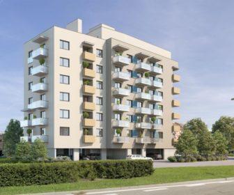 Novostavba Rezidence Riverside prodej bytů Brno - Brno-střed