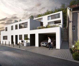 Novostavba Viladům Slunné údolí prodej bytů Brno - Líšeň