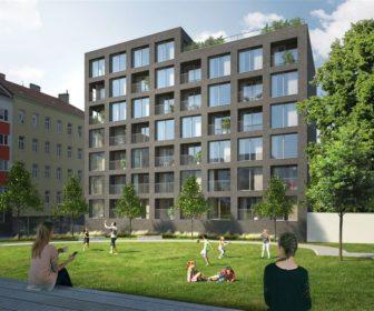 Novostavba Rezidence Hvězdová prodej bytů Brno - Brno-město