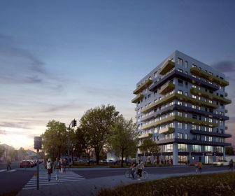 Novostavba Rezidence Koperník prodej bytů Brno - Židenice