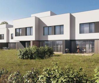 Novostavba Villa Resort Kolovraty prodej bytů Praha 10 - Kolovraty