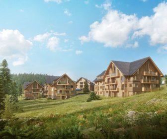 Novostavba Aldrov Apartments & Resort prodej bytů Liberecký kraj - Vítkovice v Krkonoších