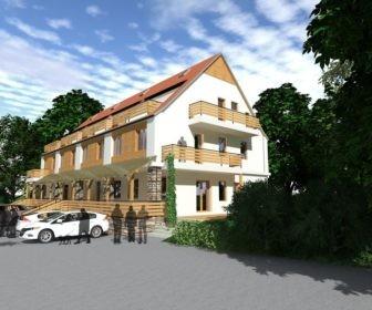 Novostavba Apartmány Hrdlička prodej bytů Středočeský kraj - Čím