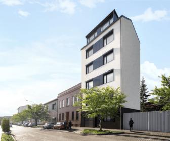 Novostavba Bytový dům Letní prodej bytů Brno - Židenice
