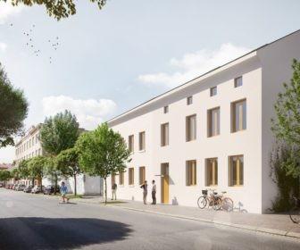 Novostavba Bytový dům Šimice prodej bytů Brno - Židenice