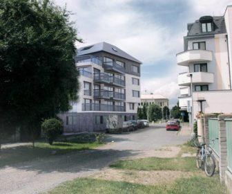 Novostavba Bytový dům Suchdolské náměstí II prodej bytů Praha 6 - Suchdol