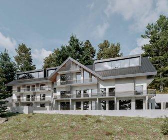 Novostavba Yasmin Apartments prodej bytů Liberecký kraj - Vítkovice v Krkonoších
