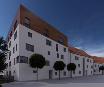 Novostavba Byty Cukrovar prodej bytů Praha-východ - Odolená Voda