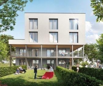 Novostavba Za Tišnovkou prodej bytů Brno - Husovice