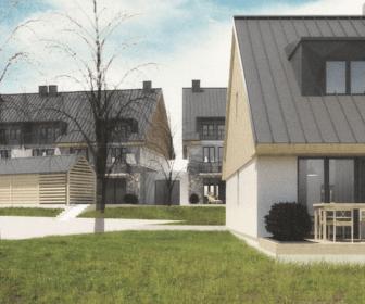 Novostavba Apartmány Kašperské Hory prodej bytů Plzeňský kraj - Kašperské Hory