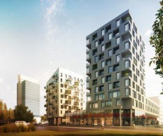 Novostavba Rezidence Nábřeží prodej bytů Liberecký kraj - Liberec