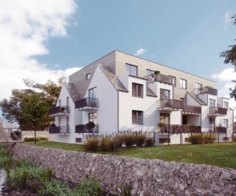 Novostavba Riverside Vrchlabí prodej bytů Královéhradecký kraj - Vrchlabí