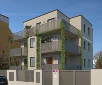 Novostavba Vila Čistovická prodej bytů Praha 6 - Řepy