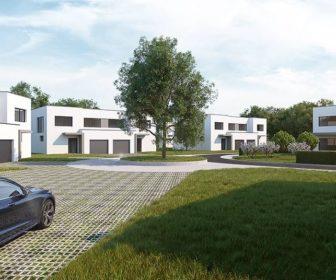 Novostavba Terasy K Lipám prodej bytů Jihočeský kraj - Písek