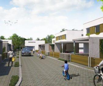 Novostavba Rodinné domy Měšice - U Bažantice prodej bytů Praha-východ - Měšice