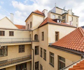 Novostavba Attics Dlouhá prodej bytů Praha 1 - Staré Město