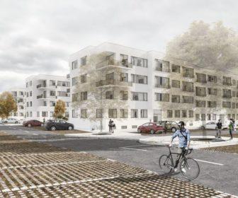Novostavba Rezidence Zlatá Pole prodej bytů Jihomoravský kraj - Letovice