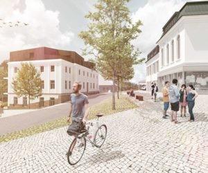 Nove byty Praha 9 - Pražský developer (YIT Stavo) postaví 900 nových bytů (Suomi Hloubětín) mezi pražskými Vysočany a Hloubětínem.