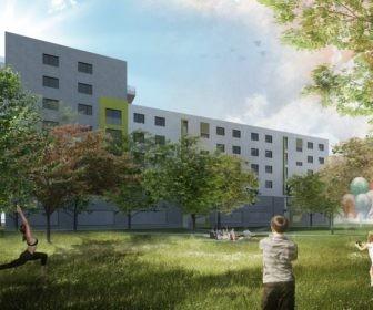 Novostavba Rezidence Alessandria prodej bytů Královéhradecký kraj - Hradec Králové