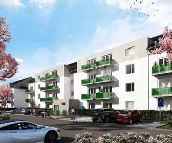 Novostavba Dostupný domov Chýně prodej bytů Praha-západ - Chýně