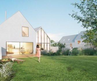Novostavba Green Village prodej bytů Středočeský kraj - Bystřice