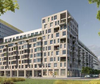 Novostavba Palác Trnitá prodej bytů Jihomoravský kraj - Brno-střed
