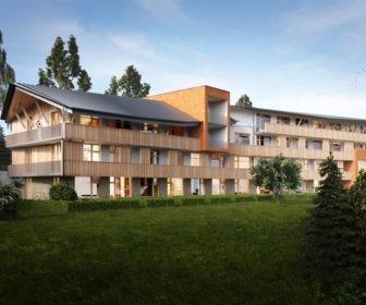 Novostavba Apartmány Zadov prodej bytů Jihočeský kraj - Stachy