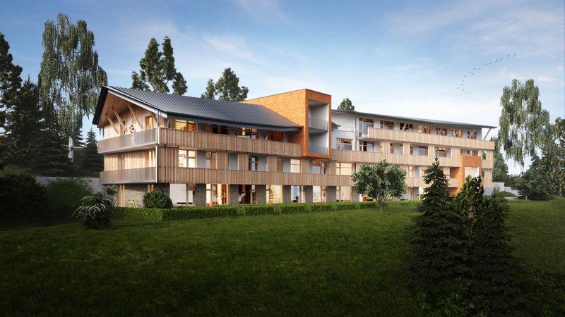 Apartmány Zadov
