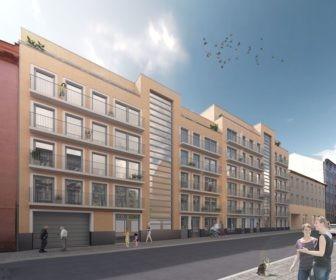 Novostavba Bytový dům Lido prodej bytů Jihomoravský kraj - Brno - Zábrdovice