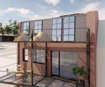 Novostavba Dům Sebrowitz prodej bytů Jihomoravský kraj - Brno - Žabovřesky