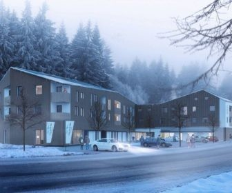 Novostavba Ski & Mt. bike apartments prodej bytů Královéhradecký kraj - Vrchlabí