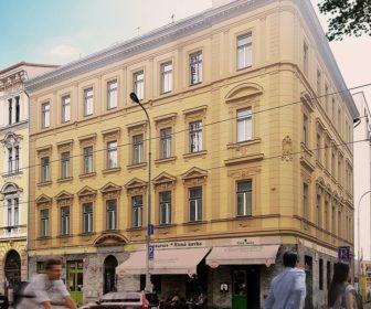 Novostavba Půdy Karlín prodej bytů Praha 8 - Karlín