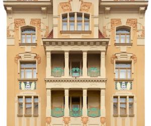 Nove byty Praha 6 - Skanska chce v místě Hendlova dvora v Dejvicích postavit 29 luxusních bytů