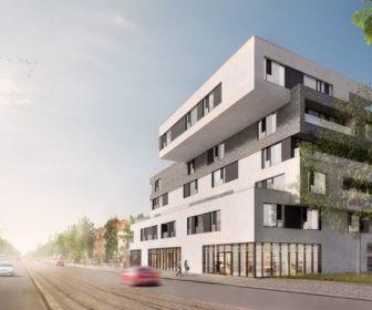 Novostavba Rezidence Petřiny prodej bytů Praha 6 - Břevnov
