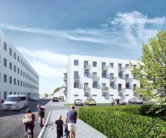 Novostavba Rezidence Říční prodej bytů Pardubický kraj - Svitavy