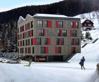 Novostavba Vlčice Residence prodej bytů Královéhradecký kraj - Pec pod Sněžkou