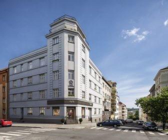 Novostavba Rezidence Nad Korábem prodej bytů Praha 8 - Libeň
