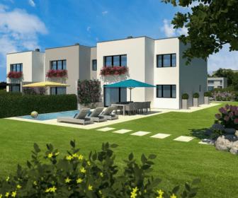 Novostavba RD Borek Na Výsluní prodej bytů Jihočeský kraj - Borek