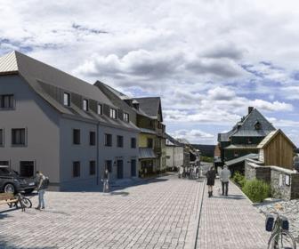 Novostavba U Pivovaru prodej bytů Karlovarský kraj - Boží Dar