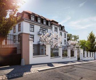 Novostavba Rezidence Helenika prodej bytů Praha 2 - Vinohrady