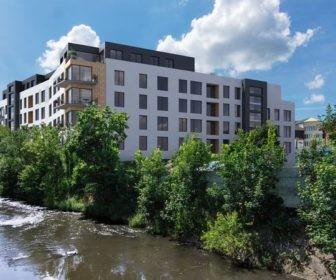 Novostavba Berlita prodej bytů Středočeský kraj - Beroun