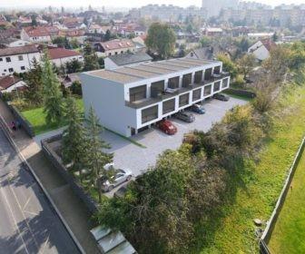 Novostavba Rezidence Meteorologická prodej bytů Praha 4 - Libuš